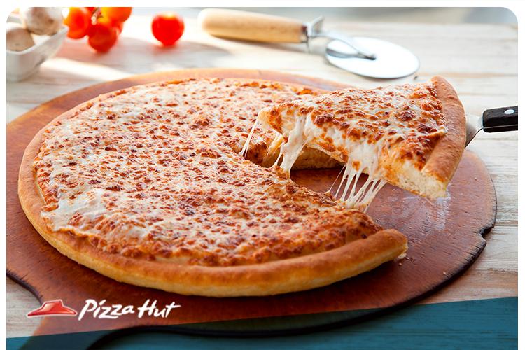 הטבה על פיצות בפיצה האט לבוגרי העברית