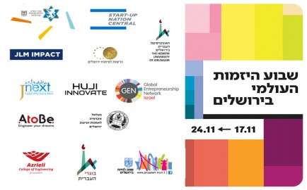 Jerusalem Innovation Week 2019