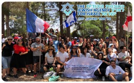 Jewish Agency Meetup