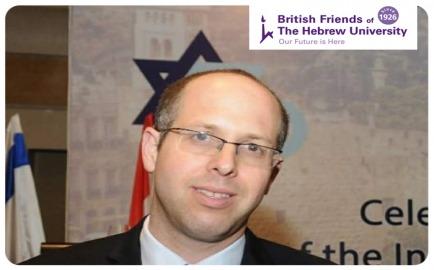 Ohad Zemet - Israeli Diplomat - British Media