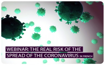 The Real Risk of the Spread of Corona virus