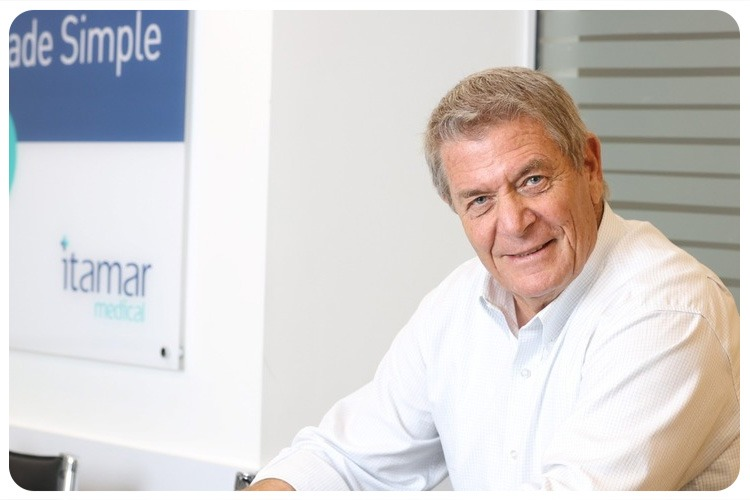 Co-Founder of Itamar Medical - Dr. Giora Yaron