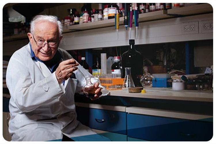 Professor Raphael Meshulam