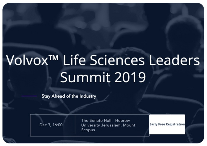 Volvox Summit