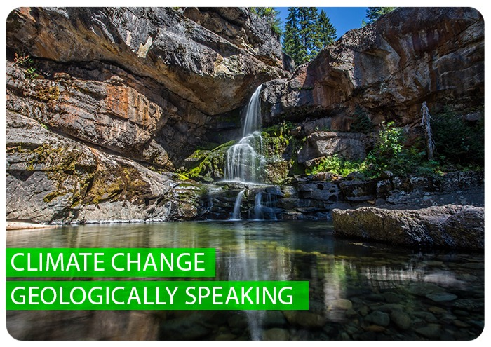 Climate Change, Geologically Speaking
