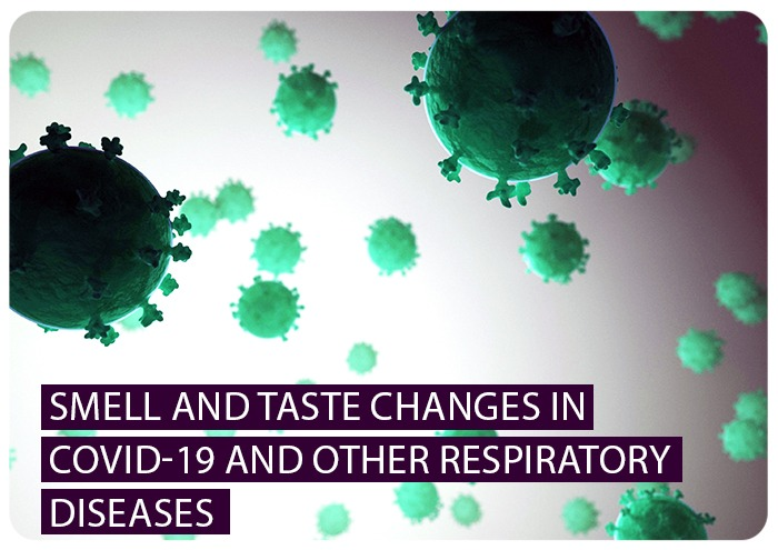 Smell and Taste changes in COVID-19 and other respiratory diseases - research in the age of social media