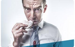 Eating Dialogue