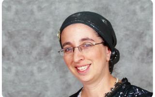 Prof. Sarah Cohen - New Dean of Computer Sciences