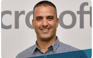 Raz Revah - CFO Microsoft Israel