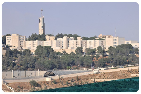 Hebrew University among the top 100