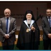 Honorary degree to the Patriarch